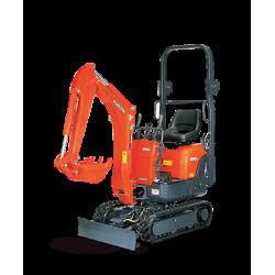 Kubota K008-3 Micro Excavator