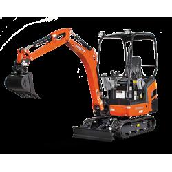 Kubota KX018-4 Mini-excavator