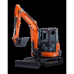 Kubota KX040-4 Mini-excavator