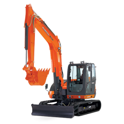 Kubota KX080-3 Midi Excavator