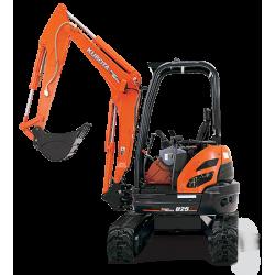 Kubota U25-3S Excavator (2.5T) ZERO SWING