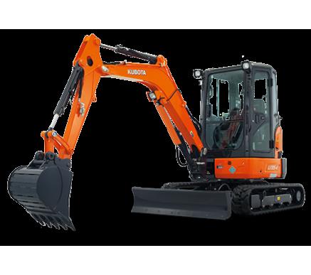 Kubota U35-4 Excavator