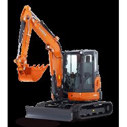 Kubota U48-4 Excavator (4.8T) ZERO SWING