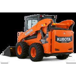 Kubota SSV65-ISO Skidsteer Loader