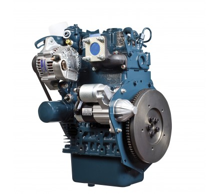 KUBOTA Z602 (SUPER MINI SERIES) 23.5HP