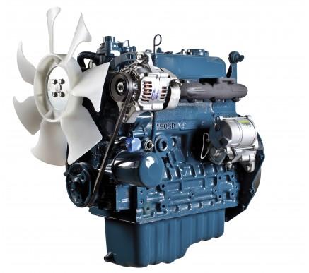 KUBOTA D905 (5 SERIES) 20HP