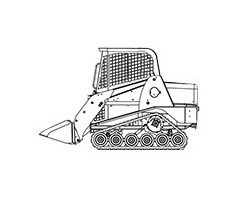 Track Loaders Hire