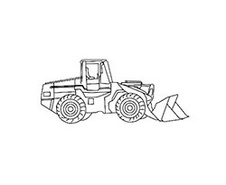 Articulated Loaders Hire