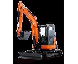 Kubota U Series Excavator (Zero Swing)
