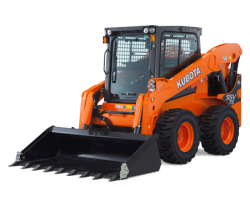 Kubota Skidsteer Loaders