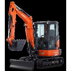 Kubota KX033-4 Mini-excavator